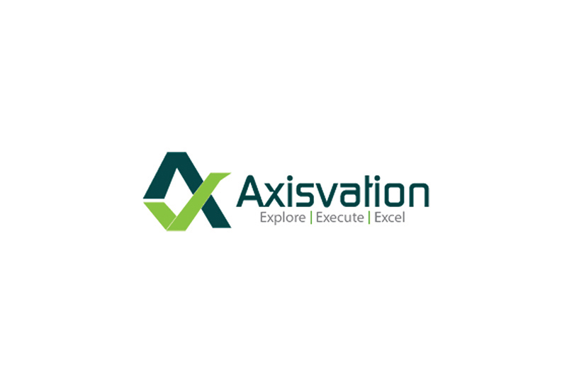 axisvation-logo-design web development company - Axisvation logo - About