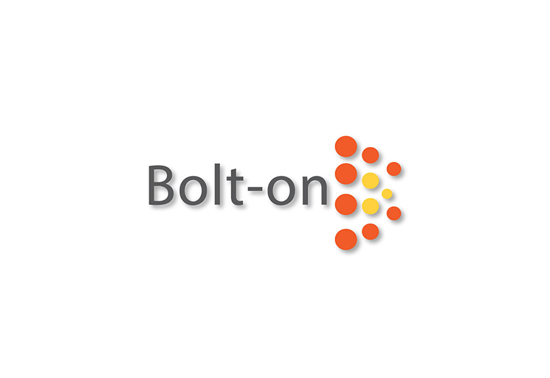web development company - Bolt on logo - About