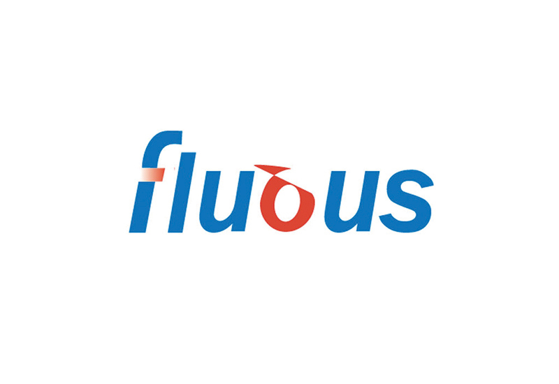 fluous-logo-design web development company - Fluous logo - About