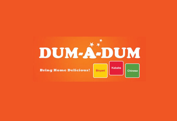 dumadum restaurant logo design and branding