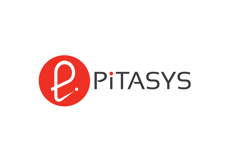 web development company - pitasys logo design - About