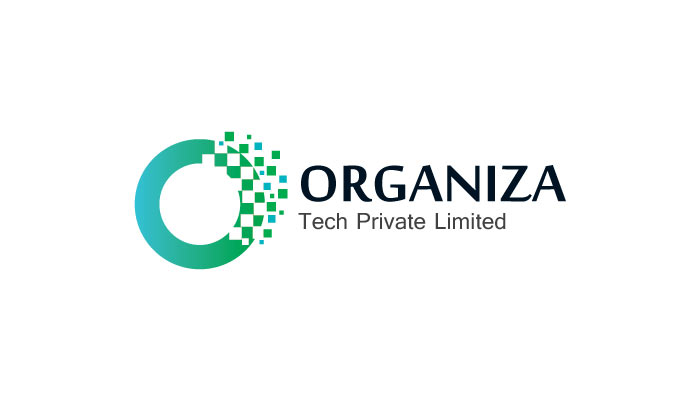 organiza tech pvt.ltd - corporate logo design branding organiza - Organiza Tech Pvt.Ltd